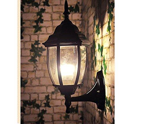 Garden Pendant Lights Zhma Waterproof Outdoor Sconce Light Balcony